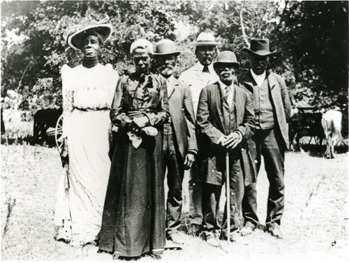 Juneteenth Celebration in 1900  Photo Credit | Wikepedia Commons