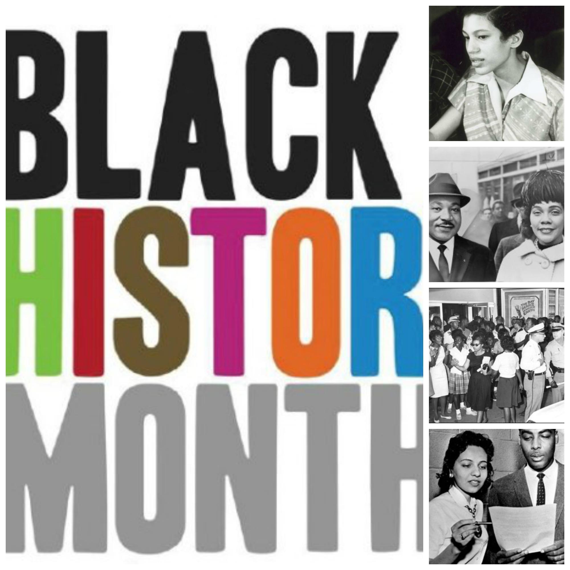 Celebrating black history month with black love 4