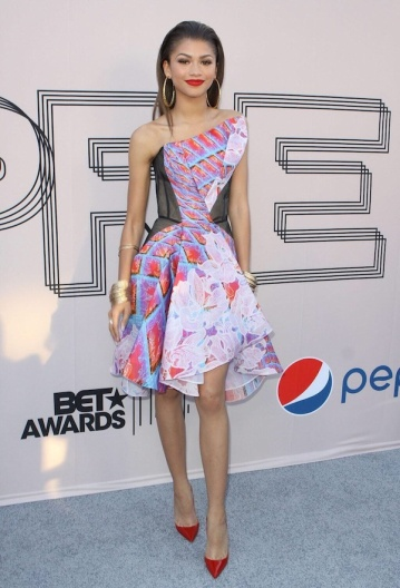 Zendaya BET Awards Event