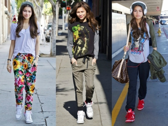 Zendaya Sweatpants