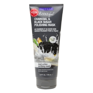 freeman feeling beautiful polish mask, charcoal and black sugar