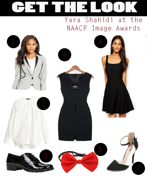 Yara Get The Look