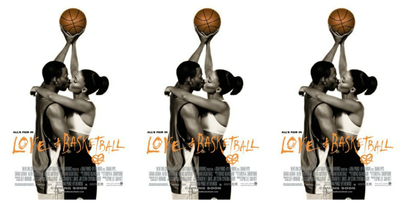 Love and Basektball movie poster