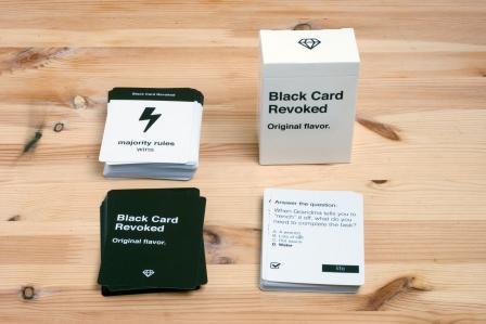 Black Card Revoked Game Option 1