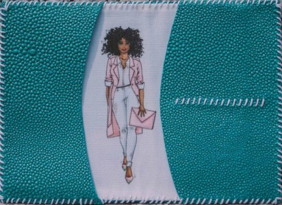 Mae B Brittany Passport Holder