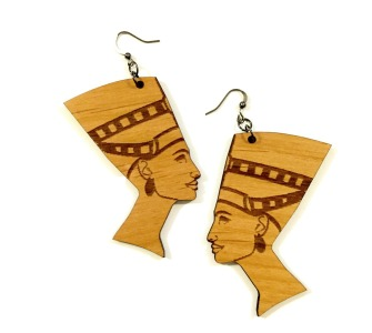Rachel Stewart Nefertiti Earrings