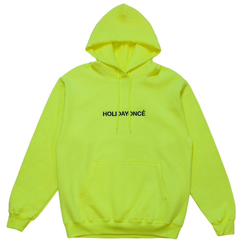 holidayonce hoodie