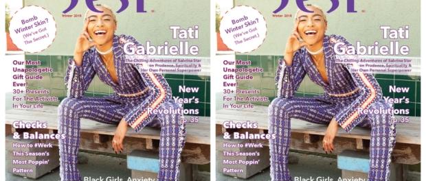 Chilling Adventures Of Sabrina Star Tati Gabrielle On