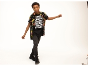 Asante Blackk behind-the-scenes of his Sesi shoot