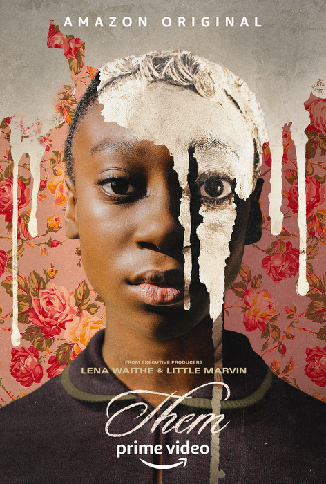 Shahadi Wright Joseph poster for Them